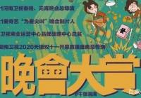 湖南卫视晚会奖励飙新创享会。